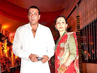 Sanjay Datt & Manyata