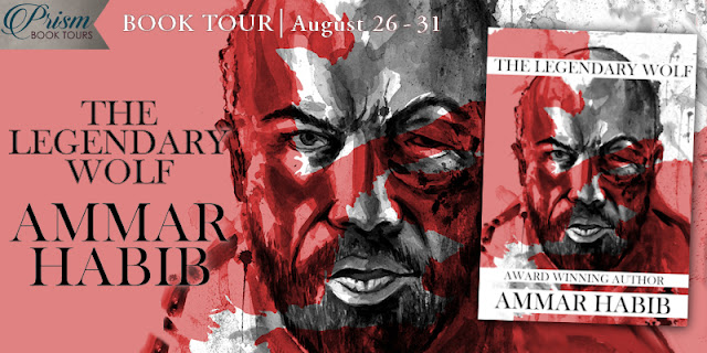 Prism Book Tour Review: The Legendary Wolf by Ammar Habib