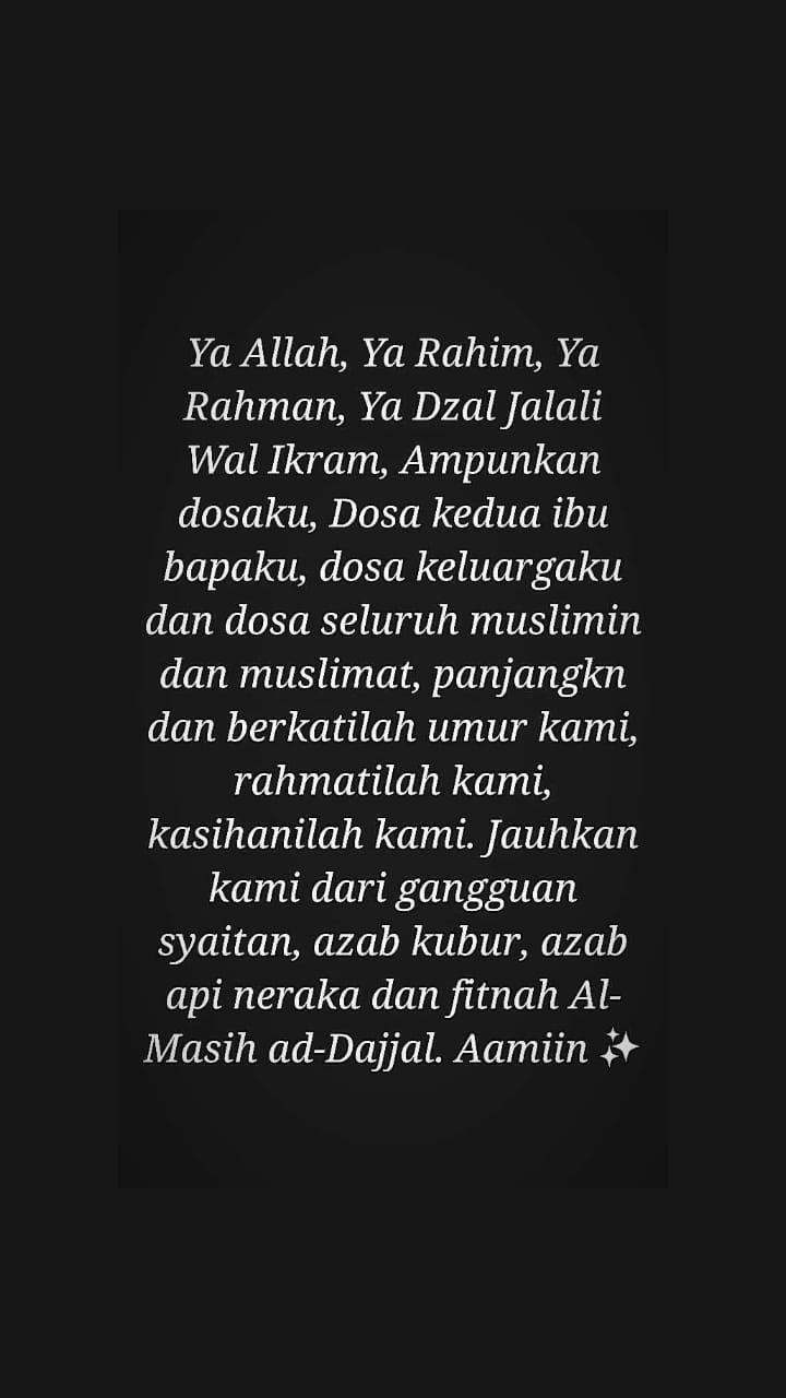 doa yang boleh dibaca pada hari arafah