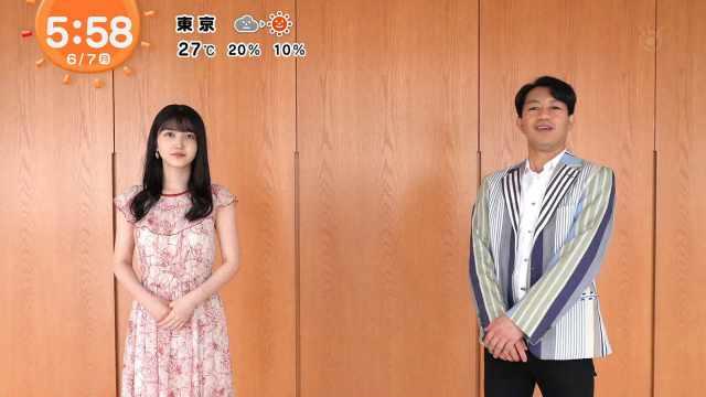 210607 Mezamashi TV