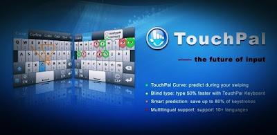 لوحة-مفاتيح-TouchPal-للآيفون
