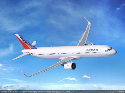 Philippine Airlines Reveals Schedules for New Aircraft