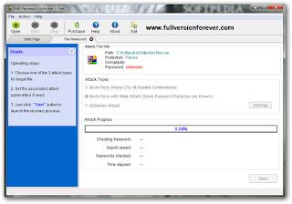 download rar password hacker full