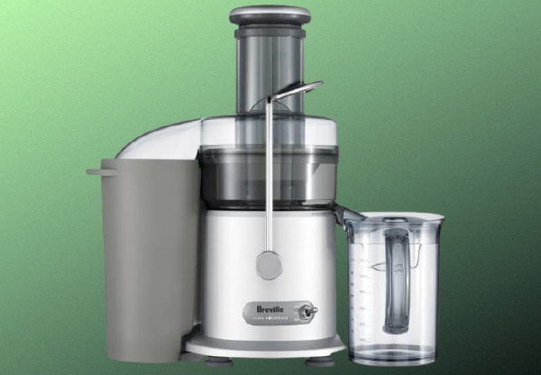 Breville JE98XL Juice Fountain Plus Centrifugal Juicer