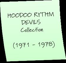 HOODOO RYTHM DEVILS