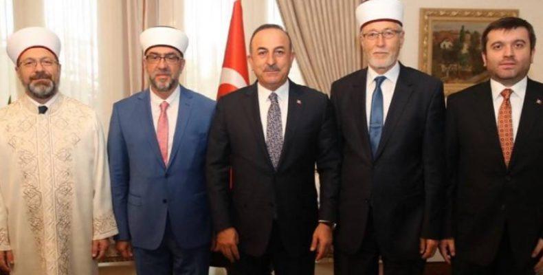 H τουρκική ΜΙΤ αλωνίζει στην Θράκη...