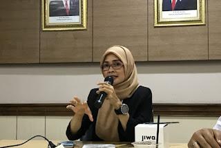 Staf Khusus Menteri Perhubungan Bidang Komunikasi Adita Irawati.
