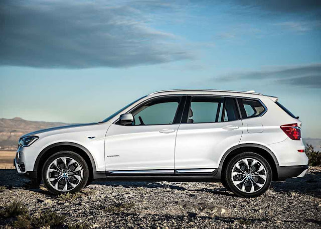 Intersting BMW X3 2016 Photograph Latest Selection