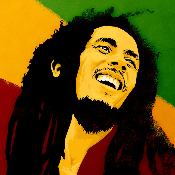 Dreads Girl Wallpaper Cartoon Pictures Of Bob Marley
