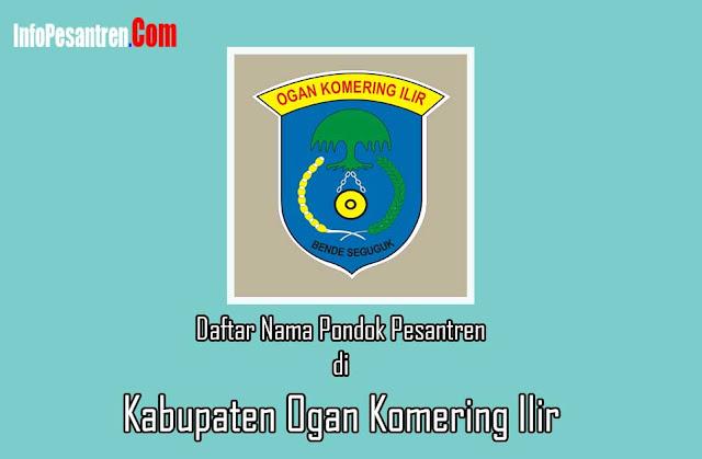 Pondok Pesantren di Kabupaten Ogan Komering Ilir