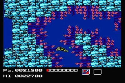 As 10 piores fases aquáticas dos games antigos