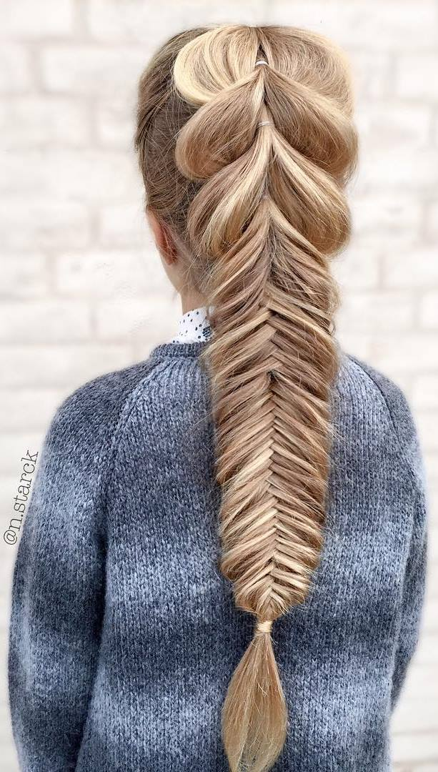 This Pull-Through Fishtail Combo