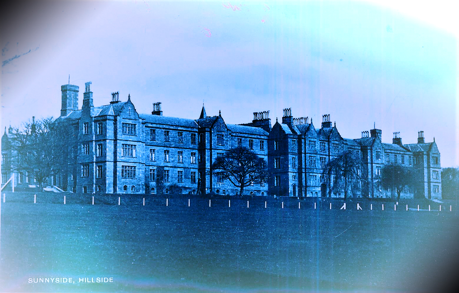 the state of the complex and plans for redevelopment brought it back into the minds of local people montrose lunatic asylum infirmary and dispensary