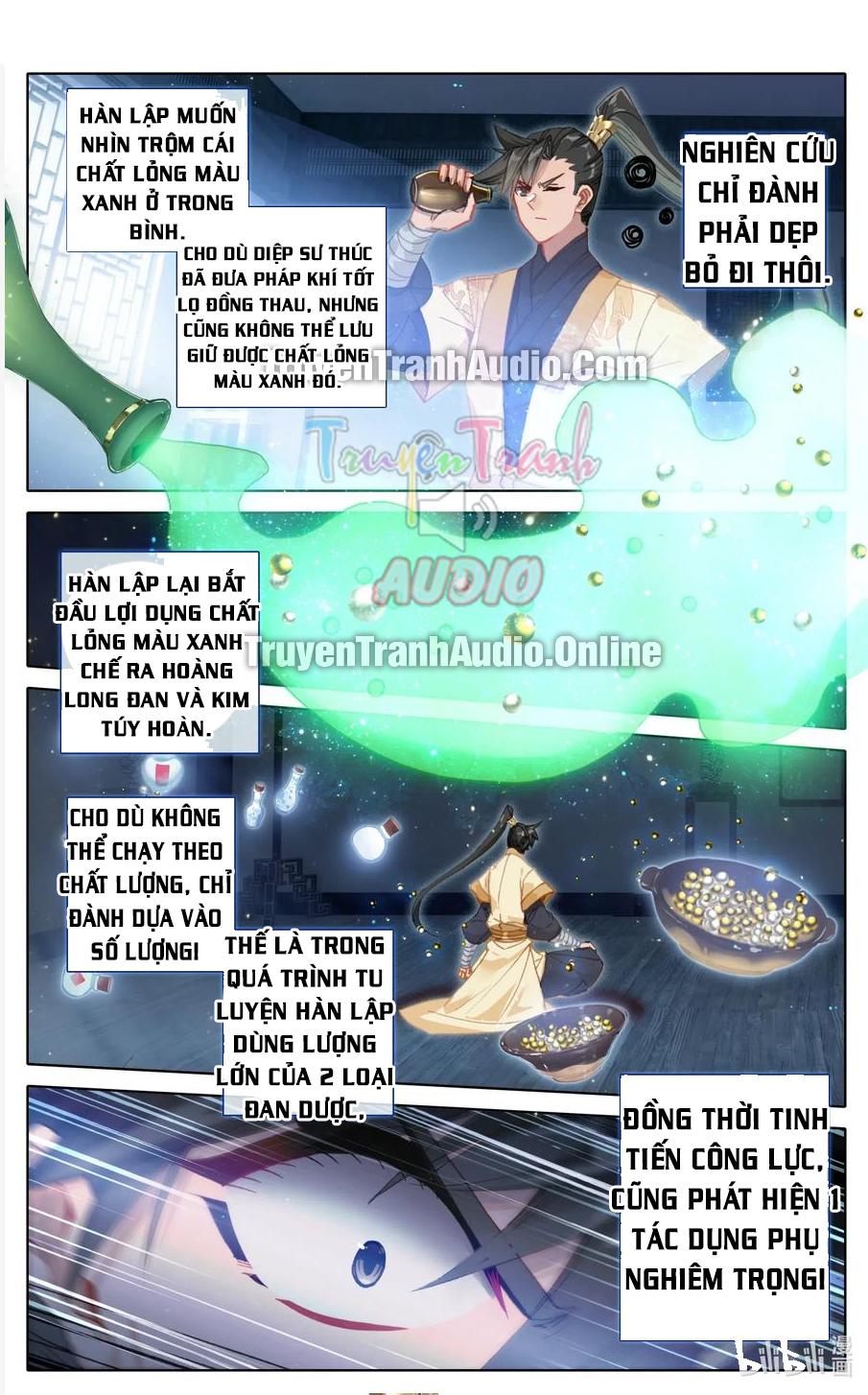 Phàm Nhân Tu Tiên Chapter 71 - Trang 10