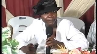 Sister Toun Praise testimony