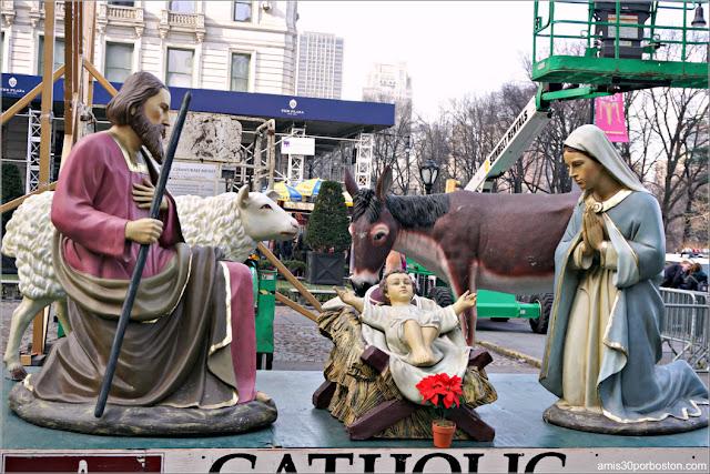 Nacimiento de la Grand Army Plaza en Nueva York