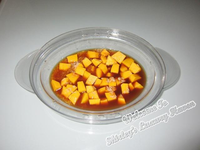 pumpkin recipes, asian cooking