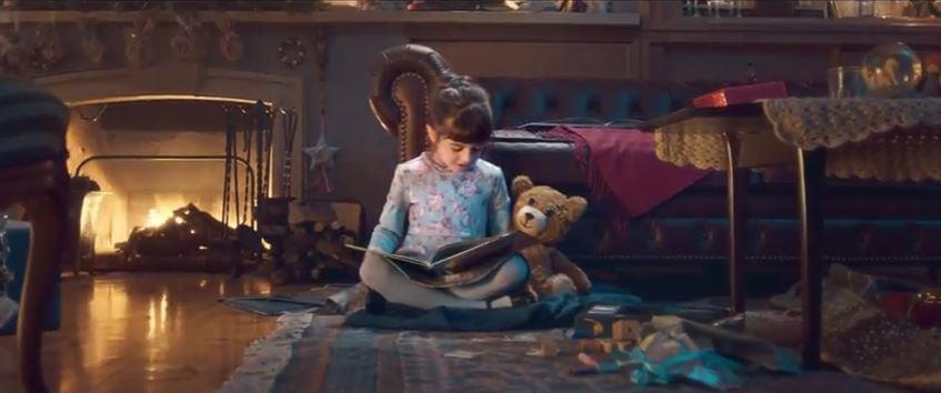 Canzone MIGROS pubblicità Natale MIGROS 2016: Donare insieme con orsacchiotto che si muove - Musica spot Novembre 2016