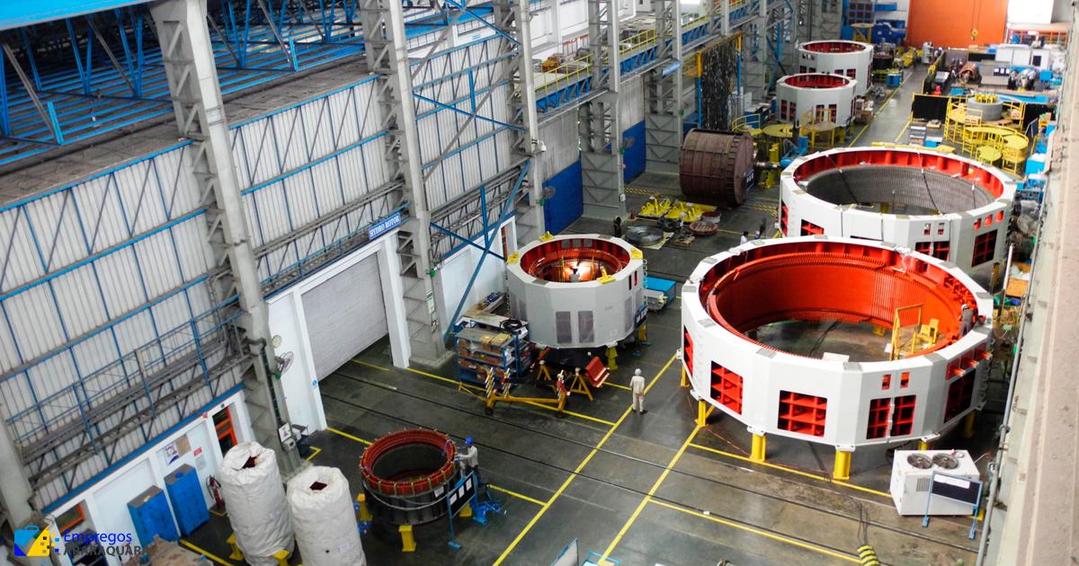 Andritz Hydro quer dobrar produção e contratações em Araraquara