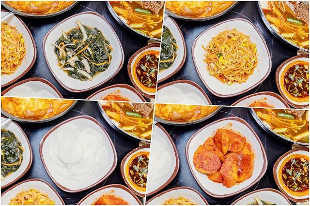 collage - 熱血採訪│不用特地飛韓國!韓大王馬鈴薯豬骨湯在台中,起司年糕鍋香濃化不開