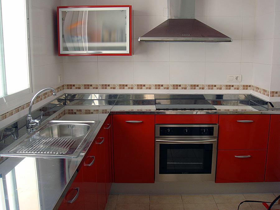 Cocinas zaragoza another home 976 021 953 for Precio de cocinas baratas