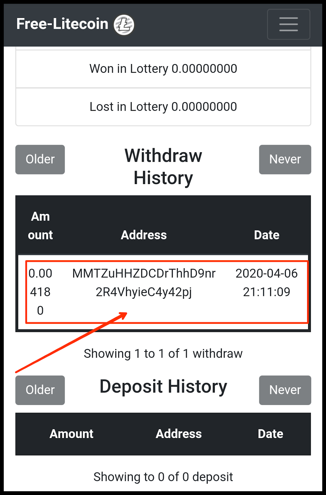Free-litecoin.com Review and Payment Proof