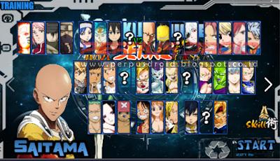 Download Naruto Senki Otaku Anime Mod v2.0 Apk by Rendy Unlimited Coin