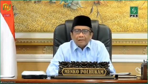Peringati Haul Gusdur ke 12, Mahmud Cerita Tentang Gusdur Ketika Menjadi Presiden RI ke 4