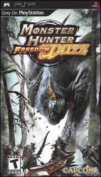 Monster Hunter Freedom Unite (PSP) [Español - ISO]