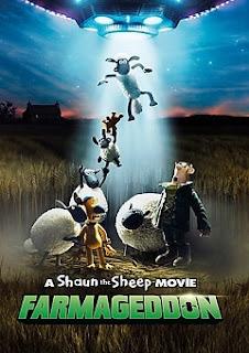 A Shaun the Sheep Movie Farmageddon 2019