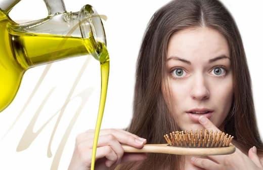 علاج تساقط الشعر بالأعشاب والزيوت الطبيعية