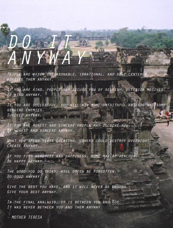 Do It Anyway Norococo