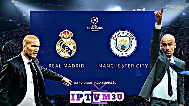توقعات مباراة مانشستر سيتي - ريال مدريد