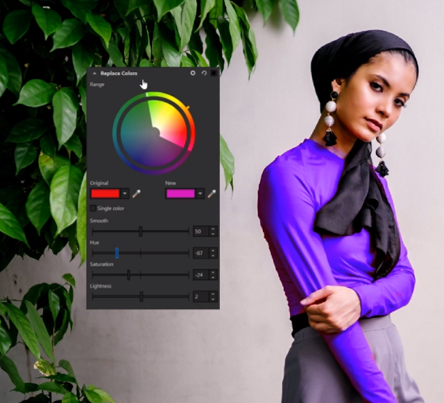 Edição Progressiva de Imagens no Corel Photo Paint 2021