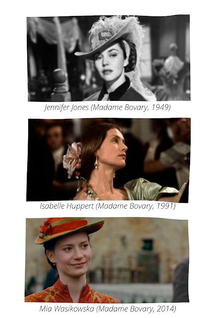 Emma Bovary, Madame Bovary