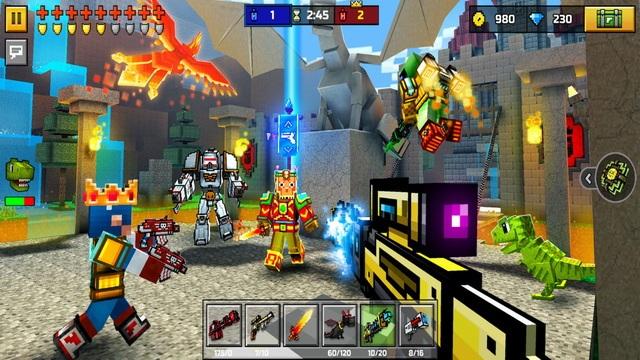 أفضل ألعاب FPS الحربية للايفون