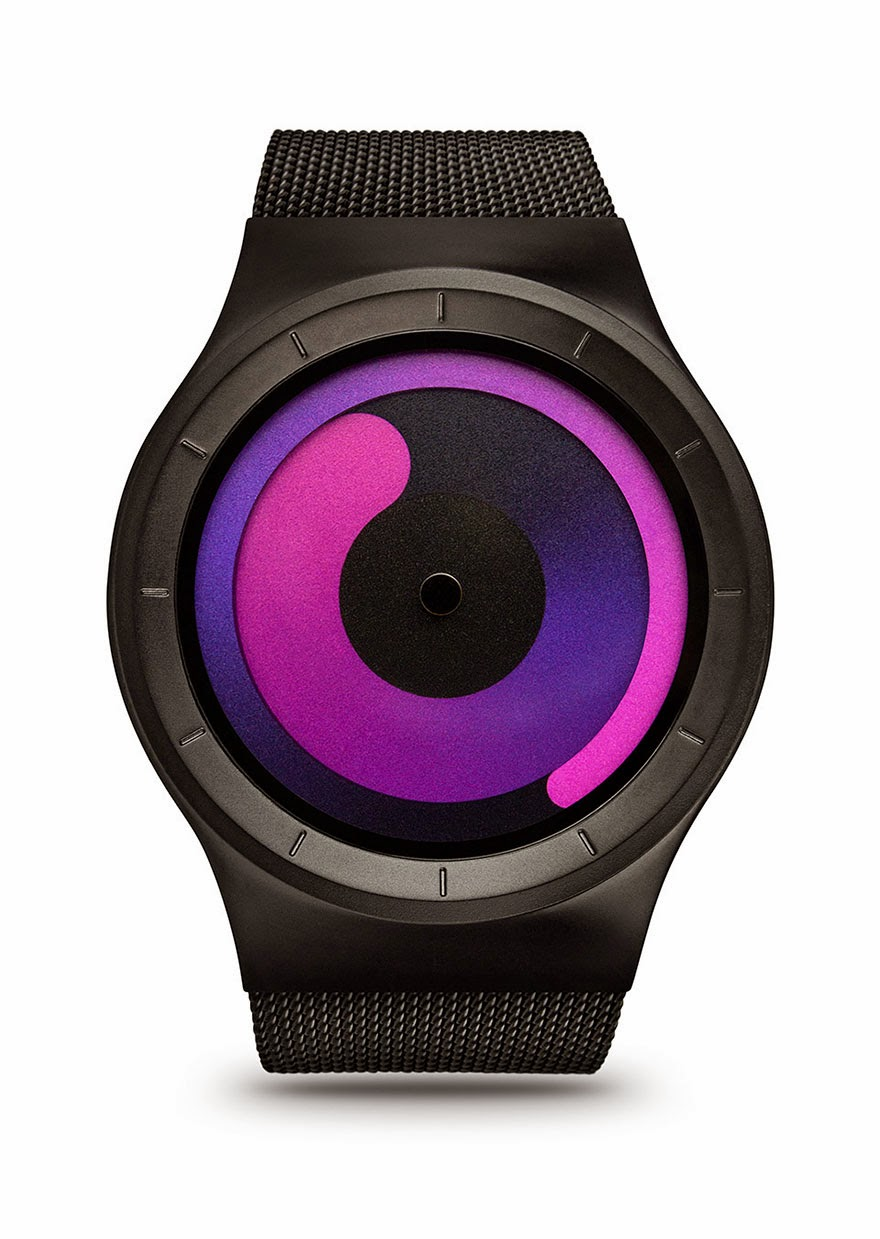 24 Of The Most Creative Watches Ever - ZIIIRO Mercury Watch