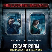 Escape Room: Tournament of Champions (2021) English Full Movie Watch Online Movies
