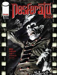 Silent Screamers Nosferatu 1922 Comic