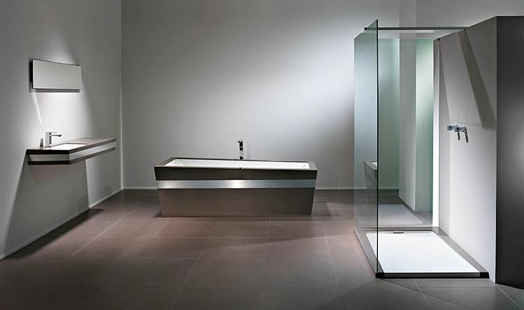 Futuristic Luxurious Bathrooms: Comfortable Of Luxury Bathroom Design Ideas