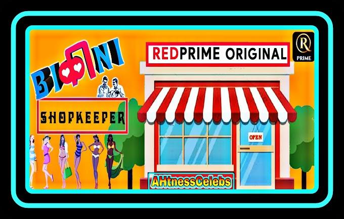 Bikini Shopkeeper (2021) - RedPrime Hindi Short Film