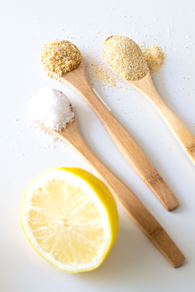 Spices to Make The Best Healthy Chickpea Croutons (Gluten-Free)