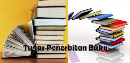 Tugas Penerbitan Buku