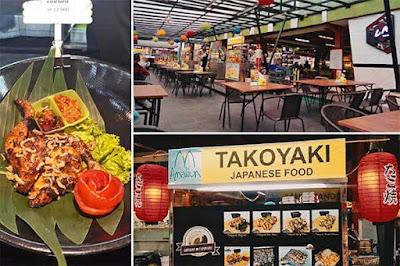 amaliun food court medan