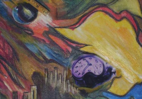 Gambar Lukisan Abstrak Terbaik