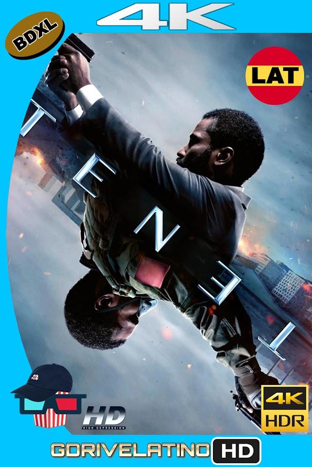 Tenet (2020) BDXL IMAX 4K UHD HDR Latino-Ingles ISO