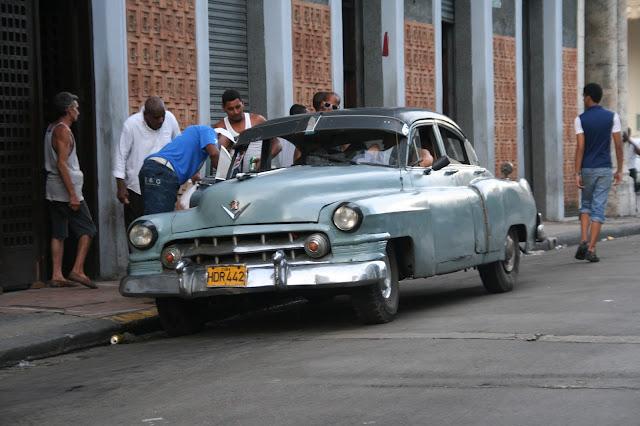 Taxi Particular a La Habana - Cuba