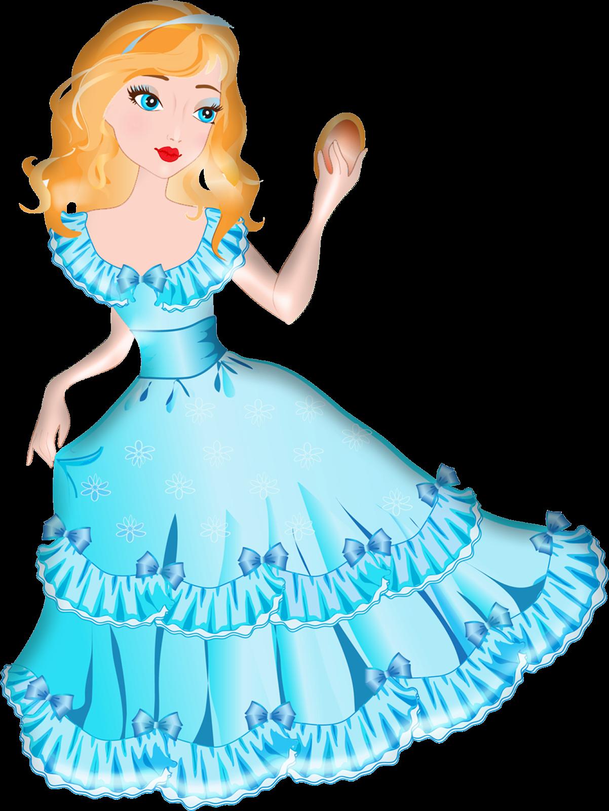 Clipart de Cuento de Hadas y Princesas.