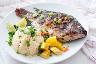 استهلاك السمك لصحة أفضل