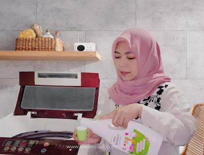 detergent tanpa SLS aman untuk bayi mamas choice
